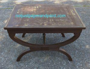 chevron table before