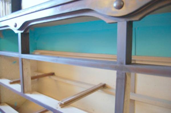 ent center paint inside