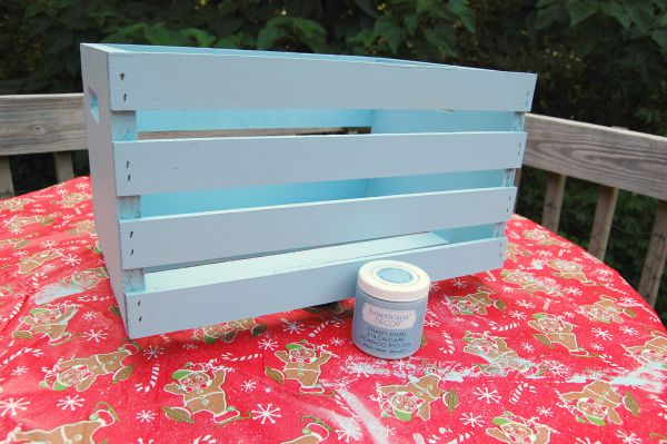 crate paint
