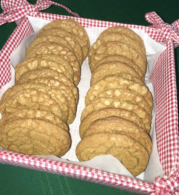cookie butter cookies