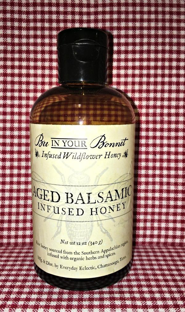aged honey