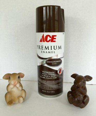 Ace Chocolate Brown paint notjustpaperandpaint.com