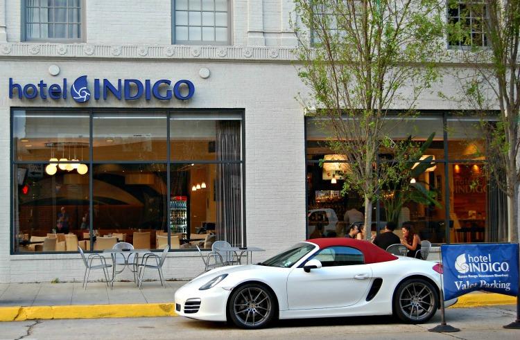 Valet Parking Hotel Indigo Baton Rouge Louisiana is always a good thing.