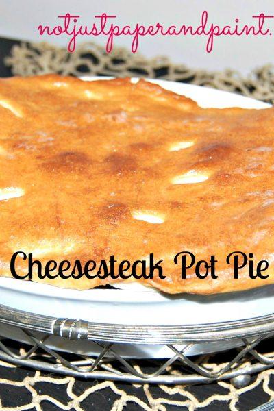 Cheesesteak Pot Pie by Ragú
