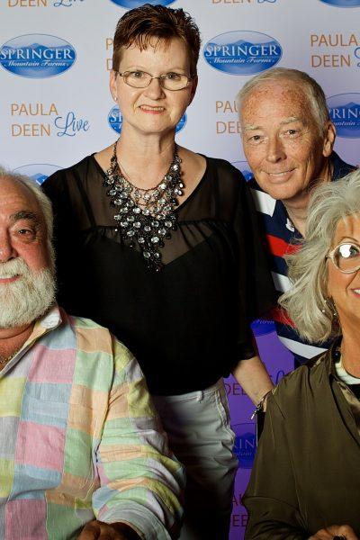 My Evening at Paula Deen Live