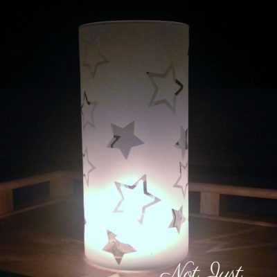 Starry Candle Holder