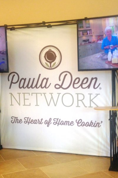 Paula Deen Network Preview