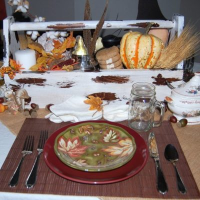 Thanksgiving is Here – Traditions