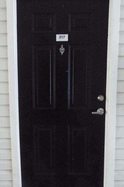 Our New Front Door