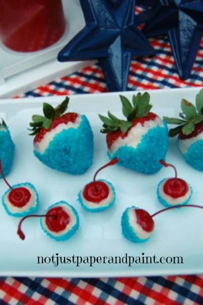 Kid Friendly 4th of July Treats