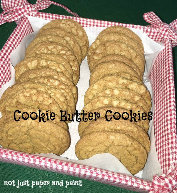 cookie butter cookies named