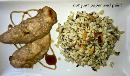 Balsamic Honey Grilled Chicken