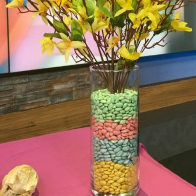 Beans, Beans – Good for the Centerpieces