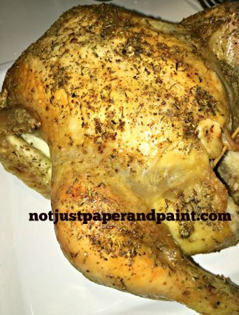 The Perfect Roasted Chicken 1 named