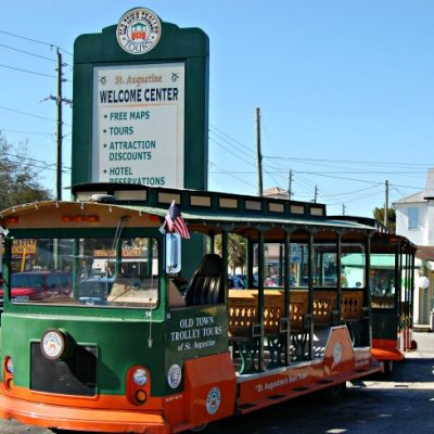 St. Augustine by Old Town Trolley Tours