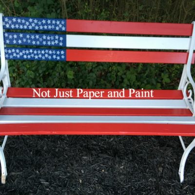 Americana Bench – From Sad to Fab