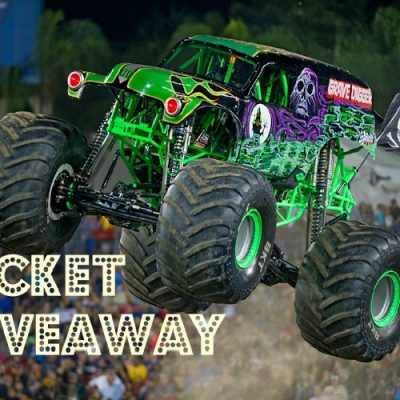 Monster Jam in Chattanooga and Ticket Giveaway