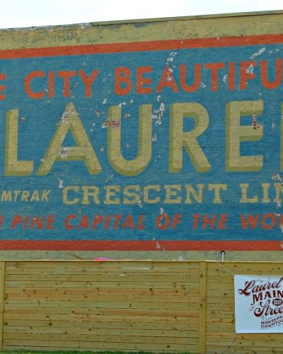 A Visit to Laurel, Mississippi Home of Home Town