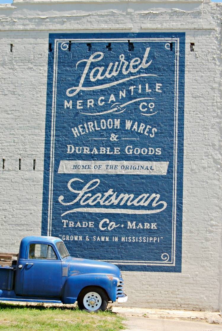 laurel mercantile