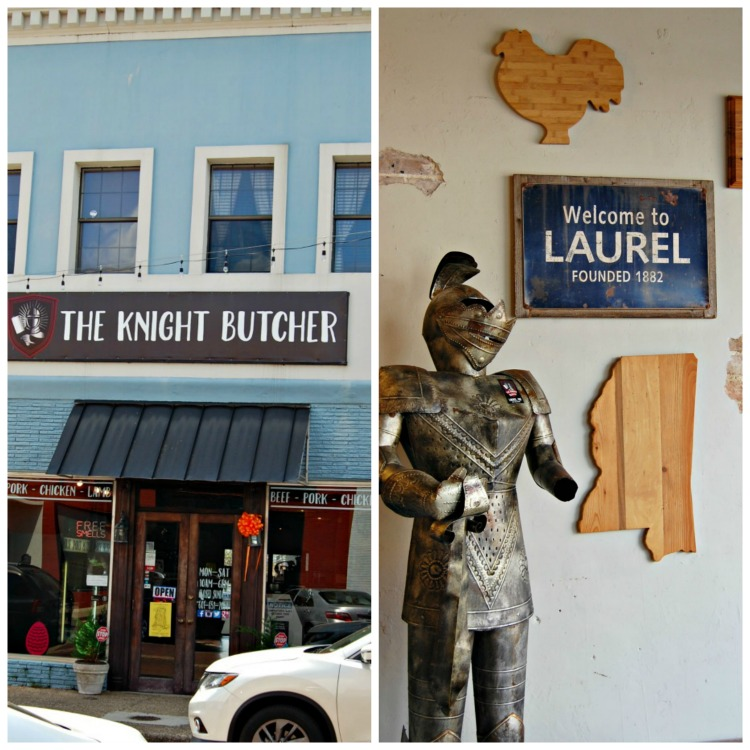 The Knight Butcher Laurel MS