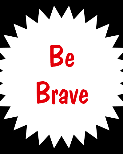 Being Brave – Attending a Blogger Conference on Your Own