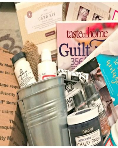 Fall Craft Supply Giveaway