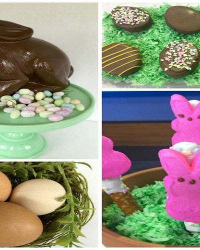 Round Up of Easter Treats and Ideas
