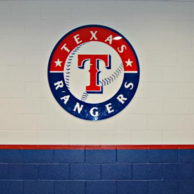 Home of the Texas Rangers, Globe Life Park in Arlington
