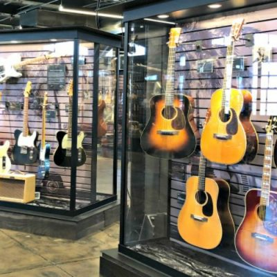 Songbirds Has Brought Guitar History To Chattanooga