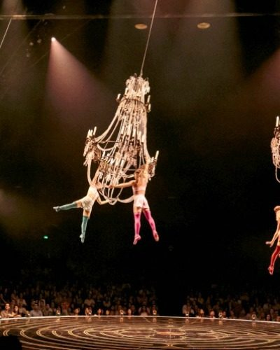 Win 2 Tickets to Opening Night of Corteo
