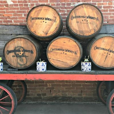 A Tour and Tasting at Chattanooga Whiskey