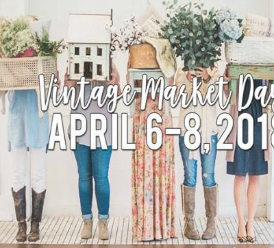 Vintage Market Days Coming To Chattanooga
