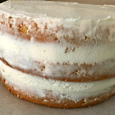 Making A Naked Cake Is So Simple