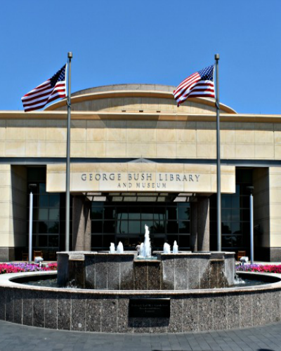 George H.W. Bush Presidential Library – Take a Tour through Presidential History