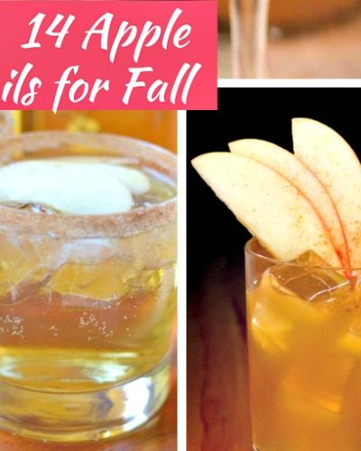 14 Apple Cocktails for Fall