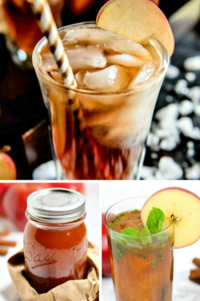 apple cocktails for fall my home and travels featured image