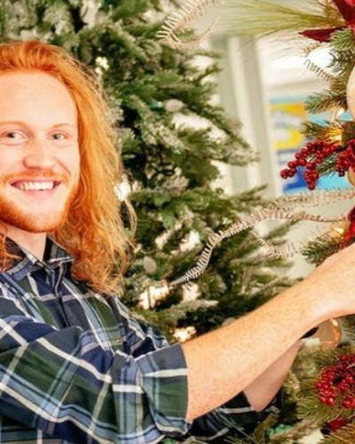 Meet Brandon Carruth – Christmas Decorator Extraordinaire