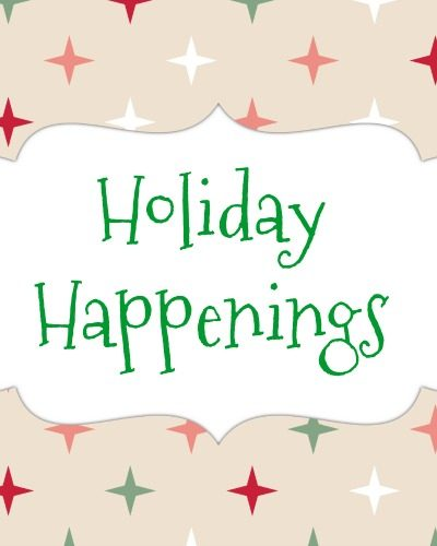 Holiday Happenings Around Chattanooga