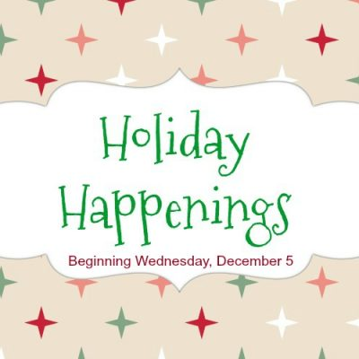 Holiday Happenings Around Chattanooga