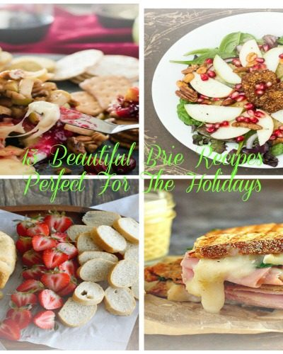 13 Beautiful Brie Recipes Perfect For The Holidays