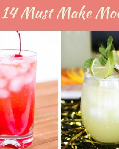 Mocktails Are Perfect Drinks For All Ages