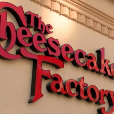 The Cheesecake Factory Is Opened In Chattanooga