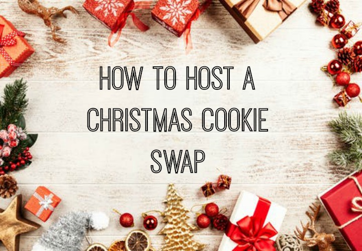 How To Host A Christmas Cookie Swap My Home And Travels