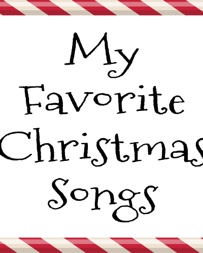 My All-Time Favorite Christmas Songs To Listen To
