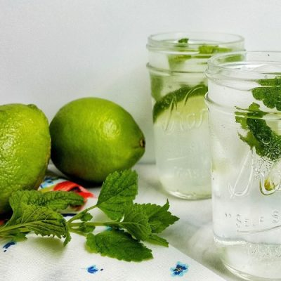A Mojito Which Is Keto Diet Friendly