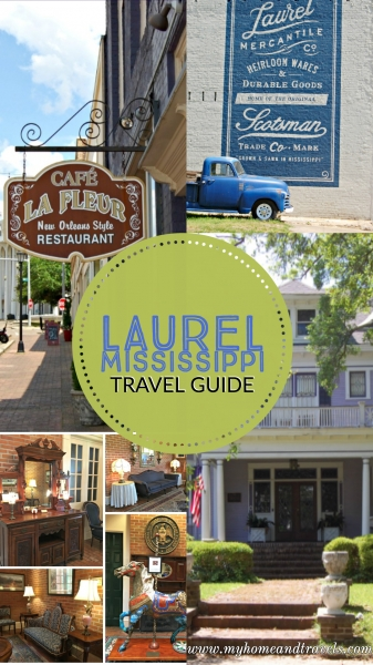 laurel MS travel guide