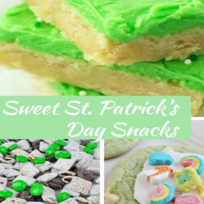 12 St. Patrick's Day Snacks Everyone Will Love