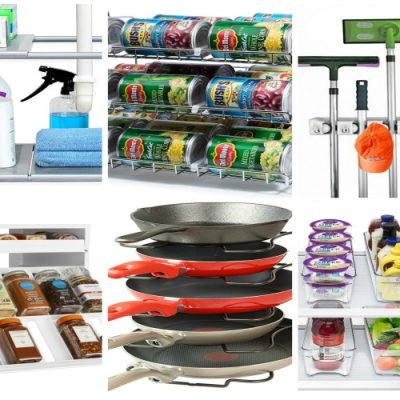 15 Products to Organize Your Kitchen