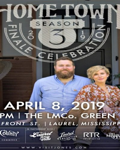 Laurel Plans A Street Party For Home Town Finale