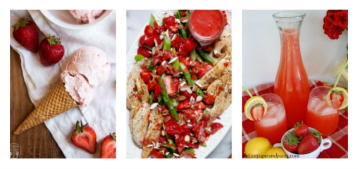 Sweet And Savory Strawberry Recipes Perfect For Anytime